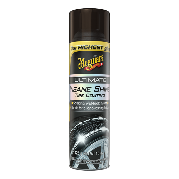 Meguiar's Ultimate Tyre Shine, 425 gr