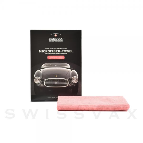 Swissvax Micro-Absorb Premium-Poliertuch