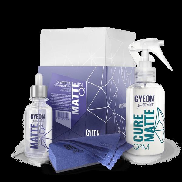 GYEON Q² Matte + Q² Cure Matte