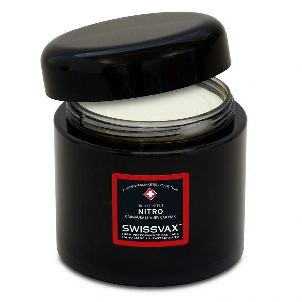 Swissvax NITRO Spezielles Carnauba für Nitrolackierungen, 200 ml