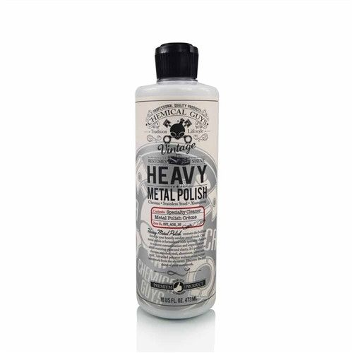 Chemical Guys Vintage Heavy Metal Polish