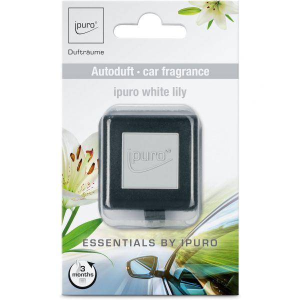 ipuro Autoduft, white lily