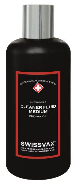 Swissvax Cleaner Fluid Medium 250 ml (Handpolitur)