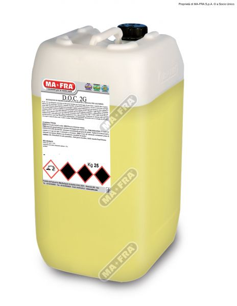 Reinigungsmittel Ma-Fra DOC 2G 25 Kg