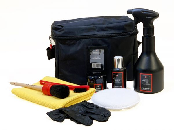 Swissvax Wheel Cleaning & Care-Kit Forte