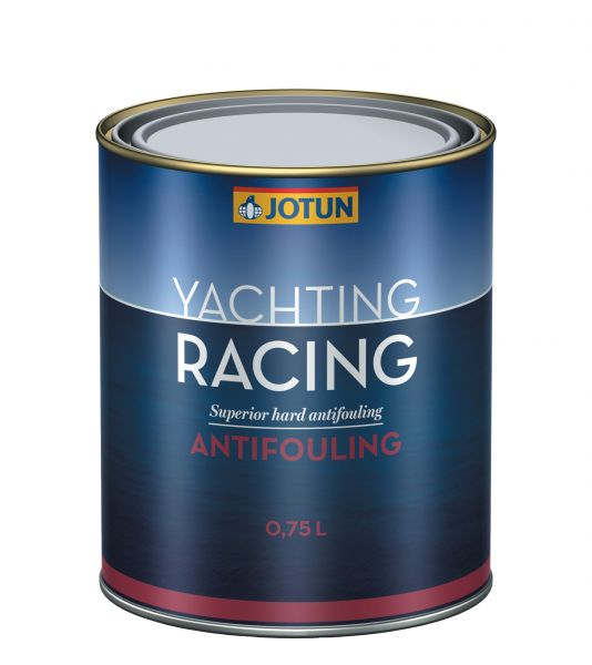 Jotun Antifouling Racing, red, 0.75 - 2,5 Liter