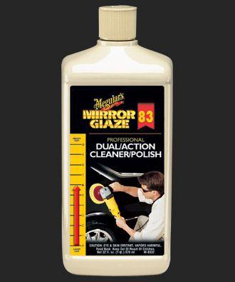 Meguiar's 83' Dual Action Cleaner/Polish 945 ml