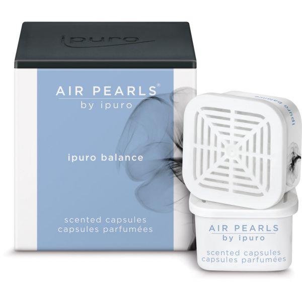 ipuro Air Pearl Capsules, balance, 2 x 6g