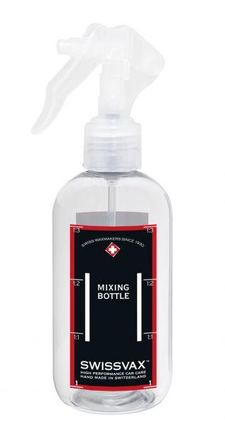 Swissvax Mixing Bottle mit Mischskala 250 ml