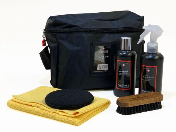 SWISSVAX Plastic Care Kit für innen & aussen
