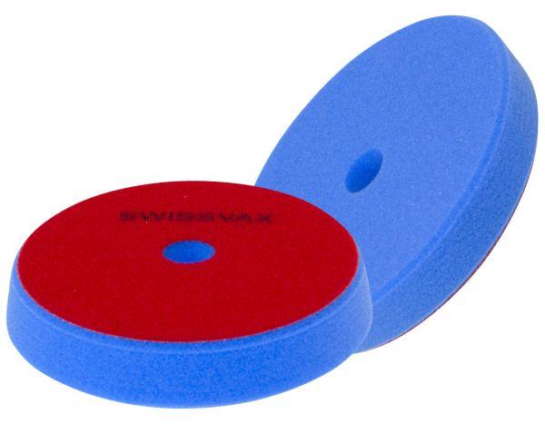 Swissvax Polierpad blau (Medium) S 85 mm