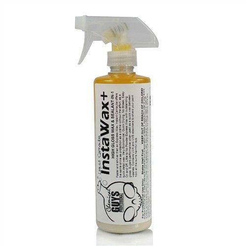 Chemical Guys InstaWax+ Carnauba-Sprühwachs