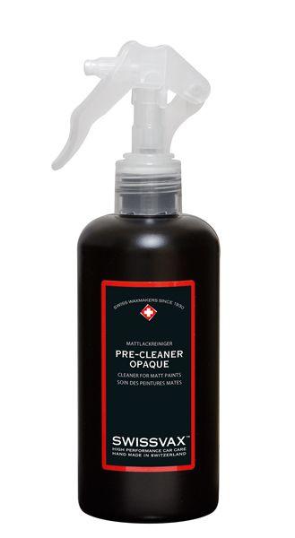 Swissvax Pre-Cleaner Opaque 250 ml