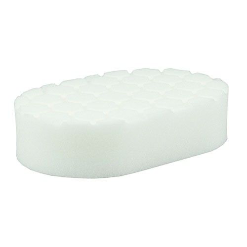 Chemical Guys Hex Logic white Hand Applicator Pad