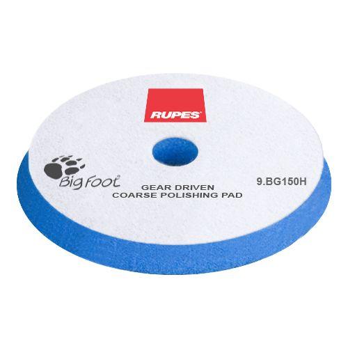 Rupes BigFoot Foam Pad Coarse blau - Mille Ø 150 mm