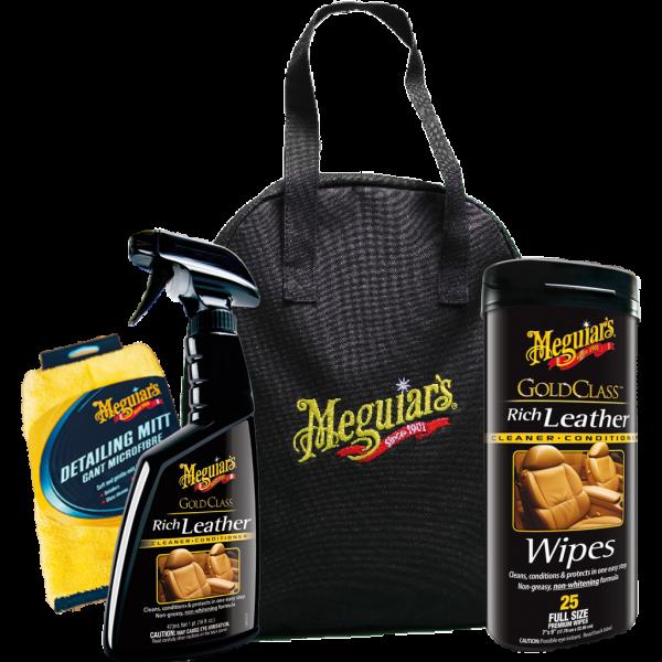 Meguiar's Gold Class Lederpflege Kit