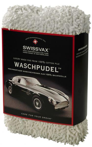 Swissvax Waschpudel – kratzerfreie Handwäsche