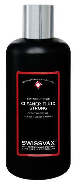 Swissvax Cleaner Fluid Strong 250 ml (Handpolitur)