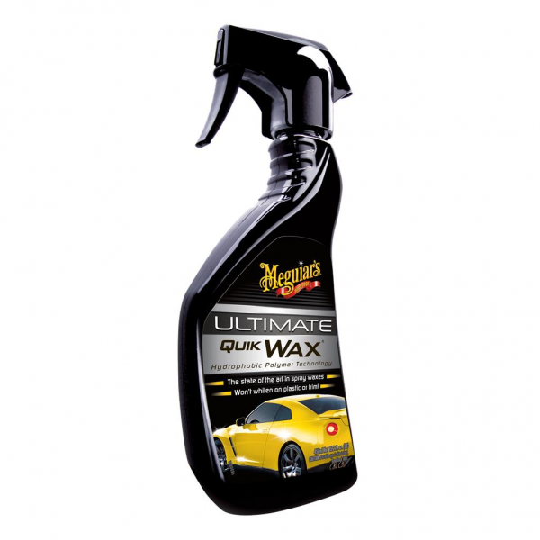 Meguiar's Ultimate Quik Wax Spray, 450 ml