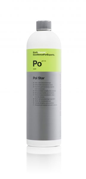 KochChemie Pol Star Textil-, Leder & Alcantarareiniger 1000ml