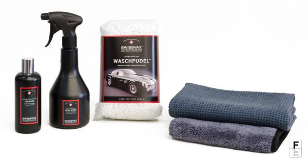 FF Swissvax Wash & QuickSealing Set