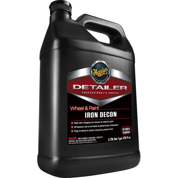 Meguiar's Wheel & Paint Iron Decon, 3.78 - 19 Liter